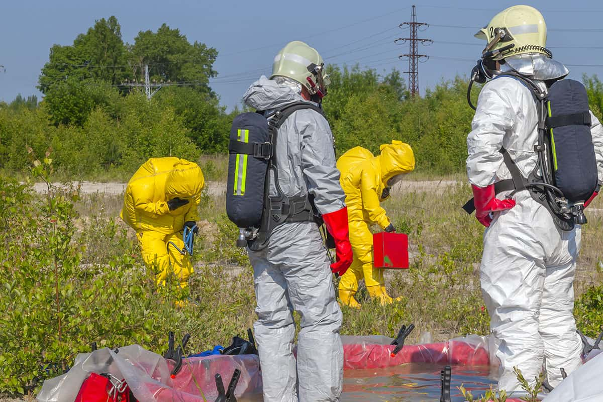 IH Support for Hazardous Waste Operations